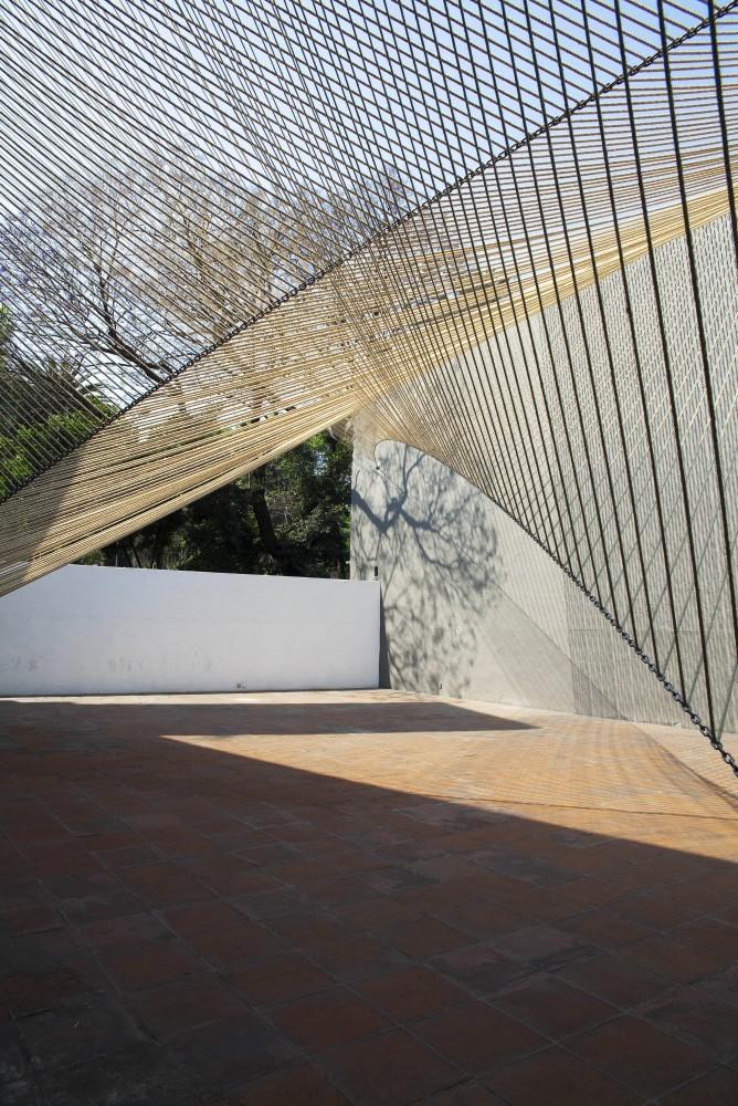 Eco Pavilion