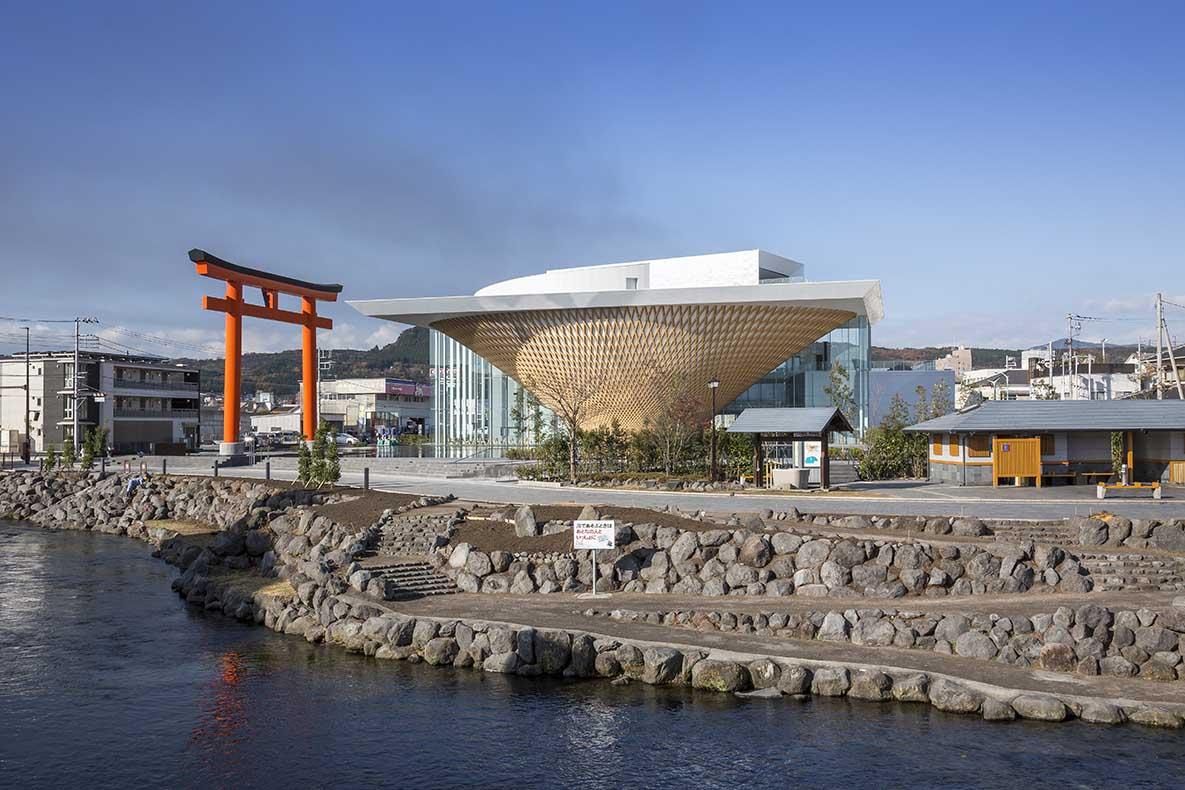 Mt.Fuji World Heritage Centre