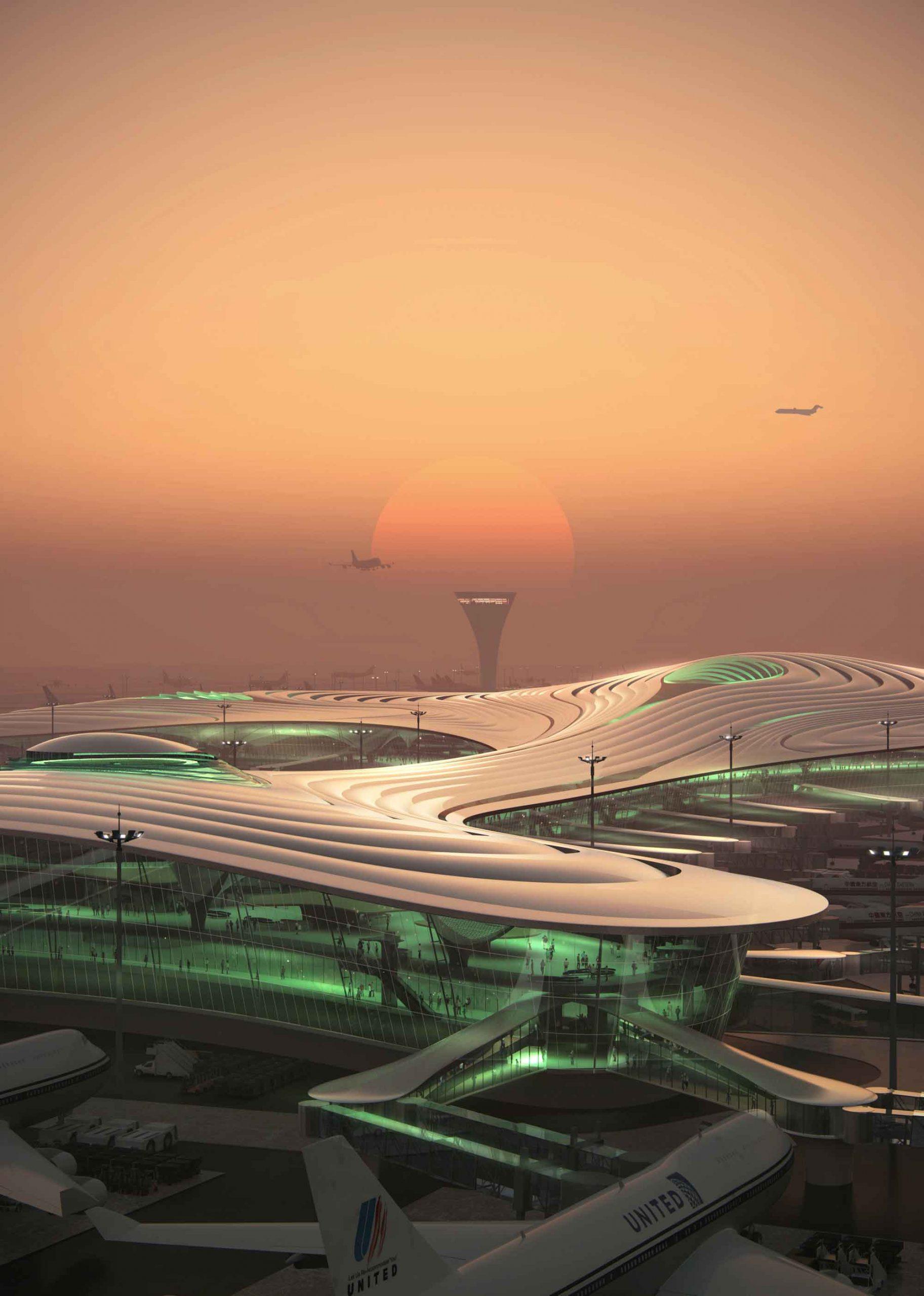 Harbin Airport T3
