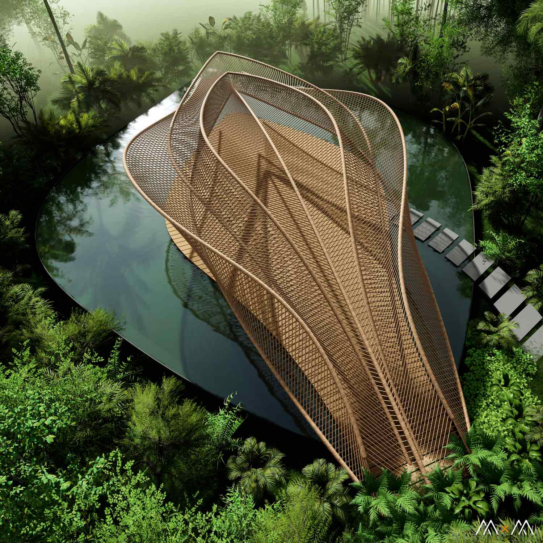Jungle Pavilion