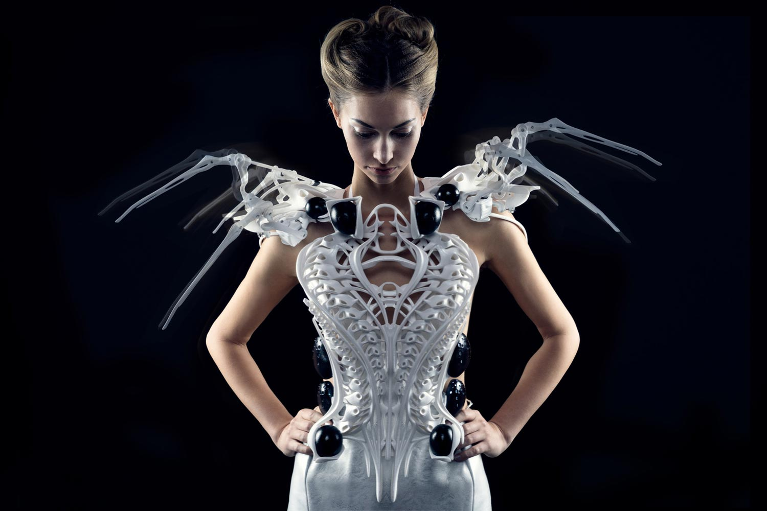 3D Printed Interactive Wearable