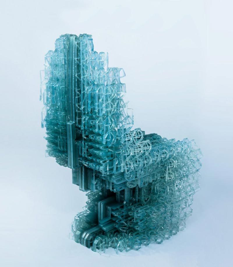 Voxel Chair