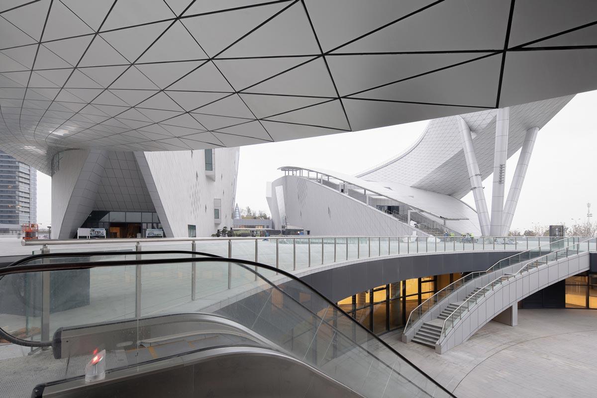 Suzhou Bay Cultural Center