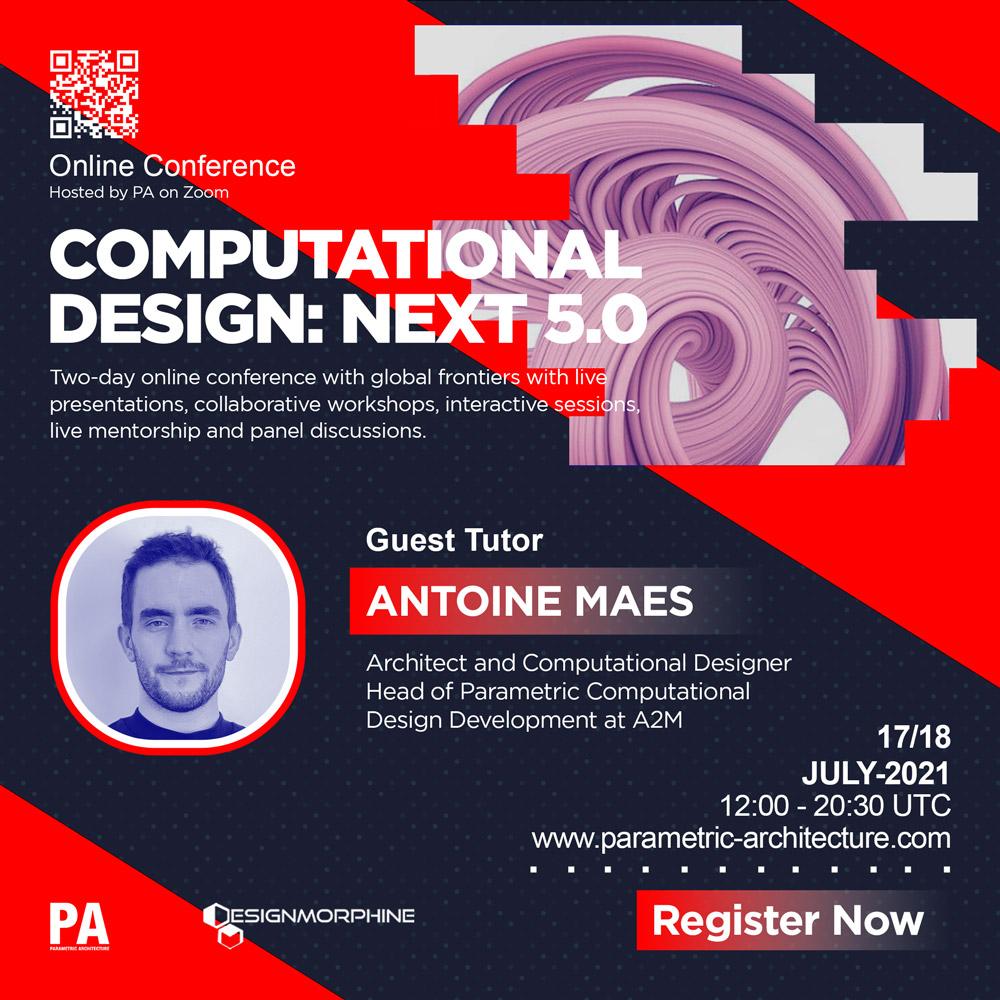 Computational Design: NEXT 5.0