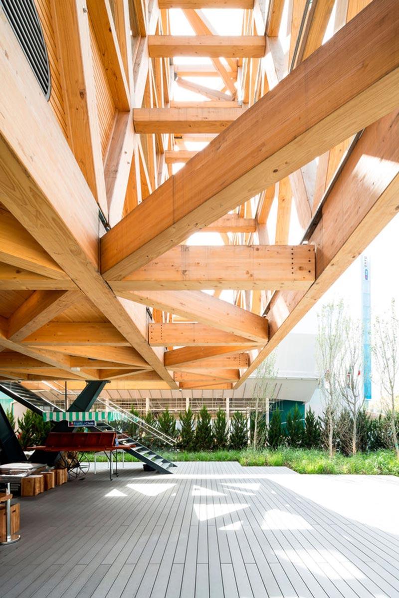 Chilean Pavilion