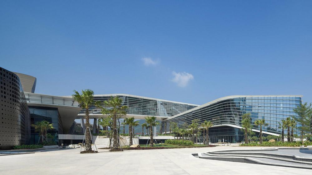 Shizimen Central Business District