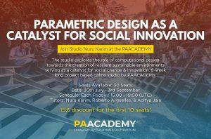 Parametric Design as a Catalyst
