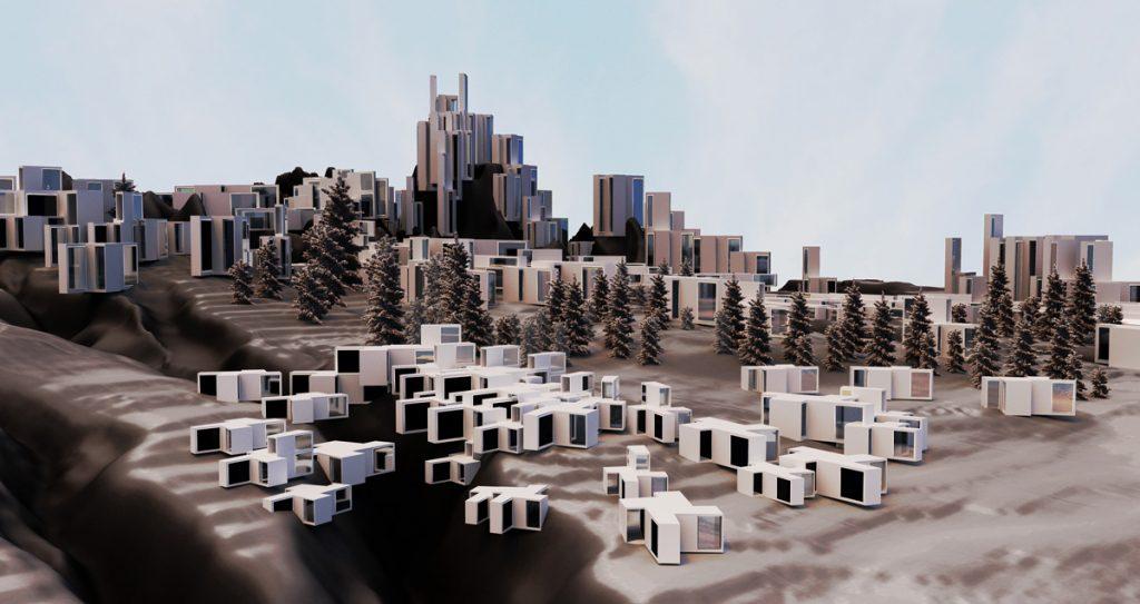 Swarming Colonies