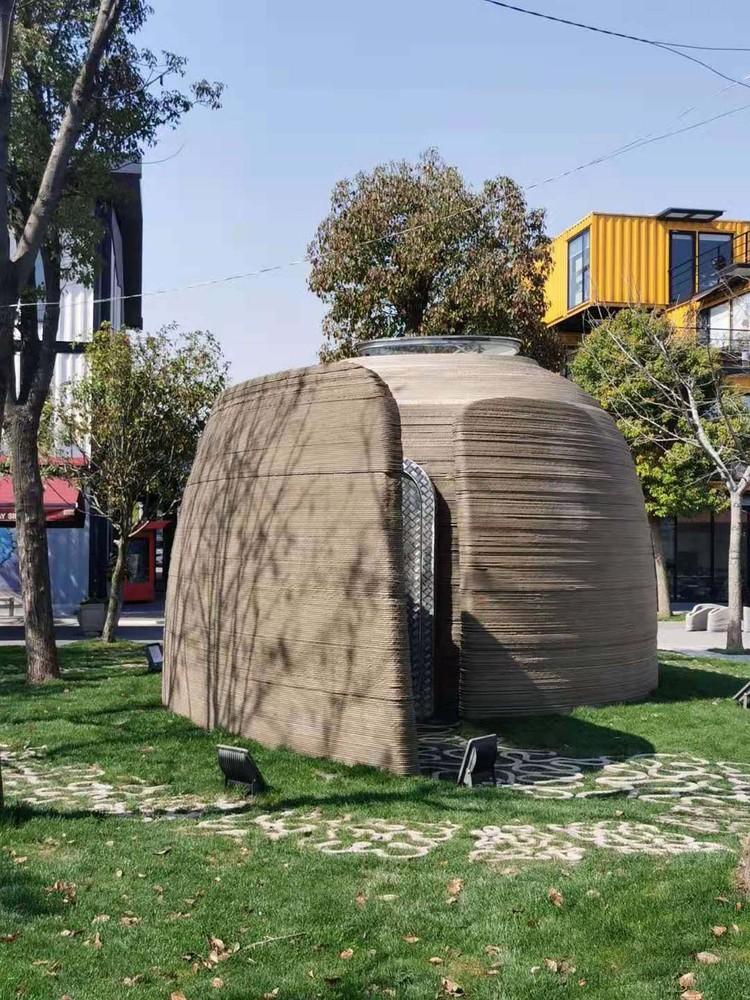 3D Printed Cabin