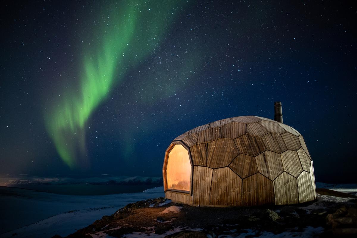 Hammerfest Hiking Cabins