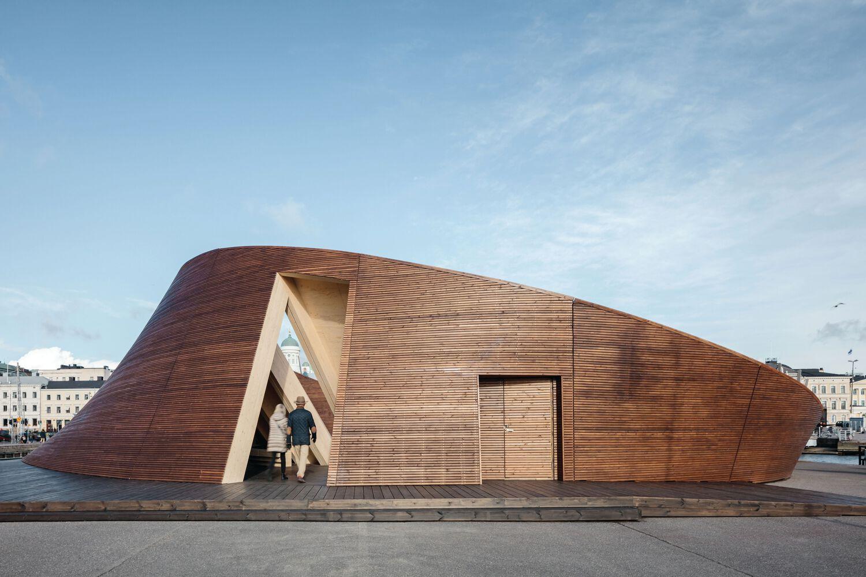 Helsinki Biennial Pavilion