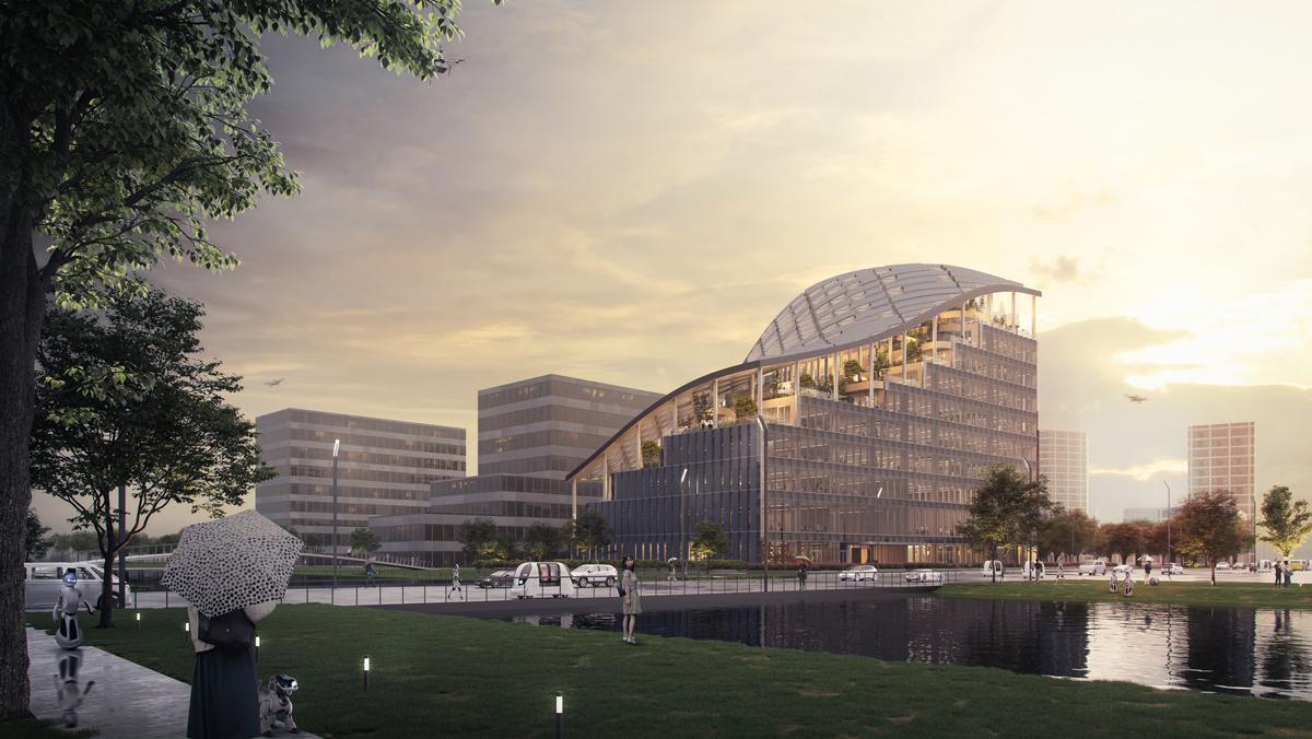 Lankuaikei Agriculture Development Headquarters