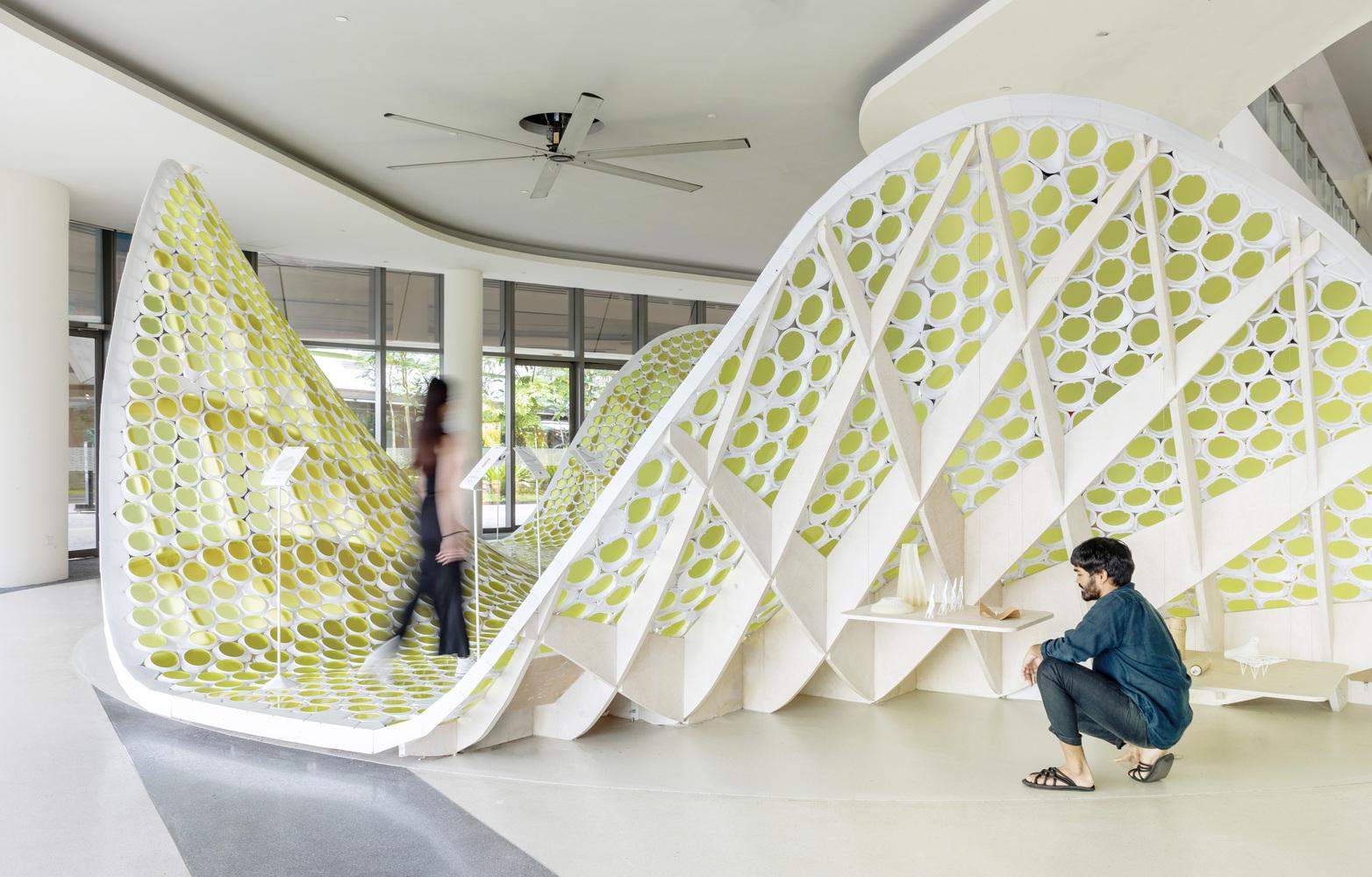 Timescapes Pavilion