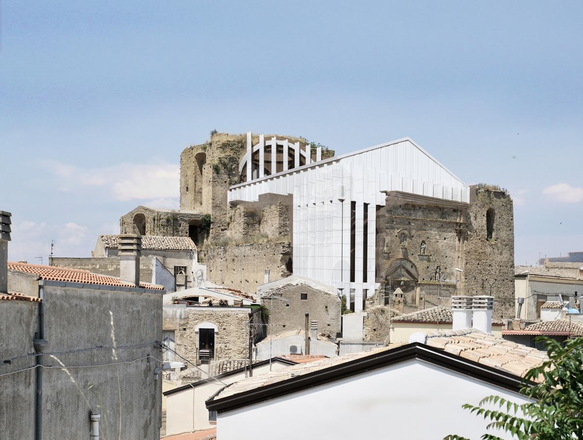 Baldacchino Of Chiesa Durita