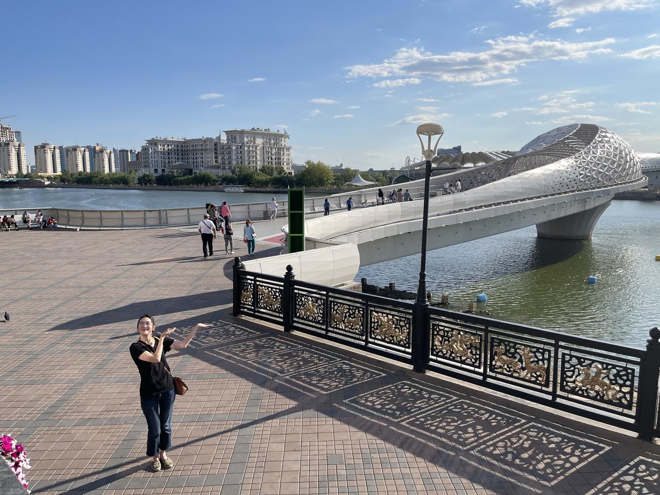 Atyrau Bridge