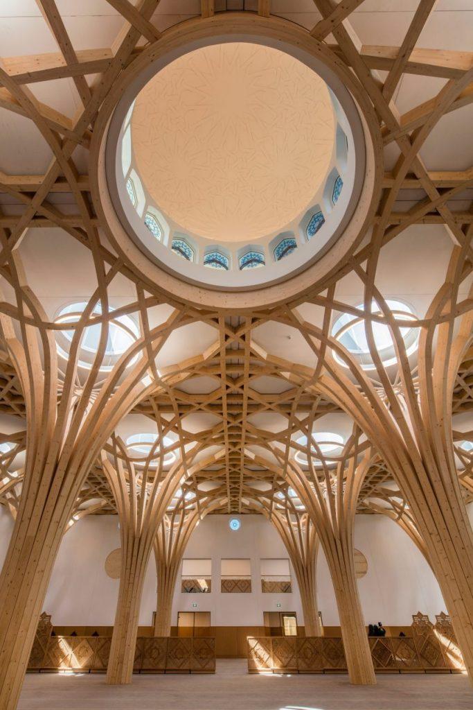 Cambridge Mosque